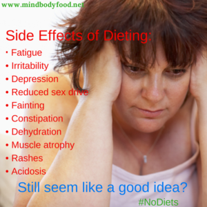 Dieting Danger - Food Can't Fix Feelings