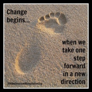 5 Steps for Creating Change