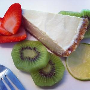 Clean Eating Raw Vegan Paleo Citrus Cheesecake Recipe