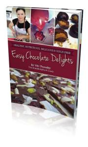 Healthy Chocolate Delights eBook