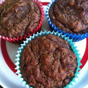 Gluten, Grain, Nut, Dairy, Yeast, Sugar FREE Date Muffins Recipe!