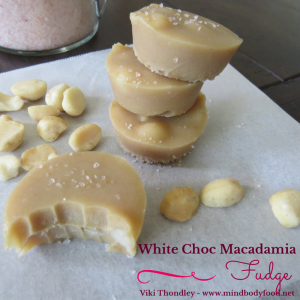 White Choc Macadamia Fudge [recipe]