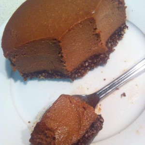 Raw Macadamia Chocolate Cheesecake with Pepita Seed Base Recipe