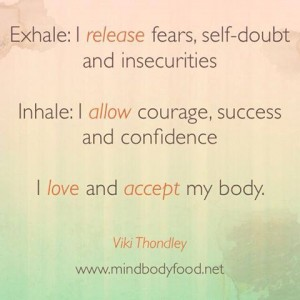 Release Allow Love Accept