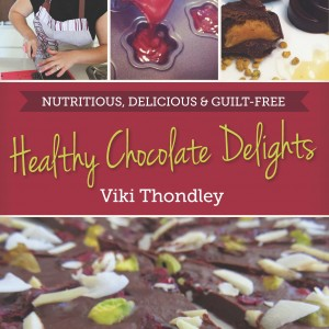 60+ Healthy Chocolate Delights Recipes - My NEW eBOOK!