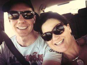 Craig and Viki January 2014