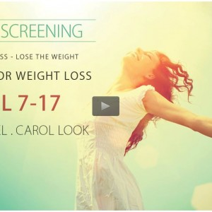 "FREE ONLINE SCREENING ""Lose the Stress, Lose the Weight"""