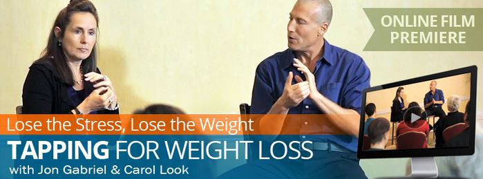 JG Free online tapping and weight loss Banner