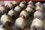 Mini Christmas Pudding Balls - Gluten/Dairy/Refined Sugar Free