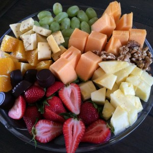 Hydration Drink & Zesty Fruit Salad [Recipes]