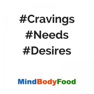 Cravings, Needs and Desires [VLog]