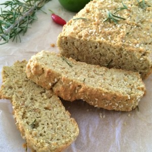 Gluten Free Herb Loaf [Recipe]