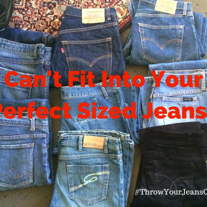 Is Self-Worth Found In the 'Perfect' Sized Jeans?