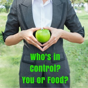 Stop Controlling Food
